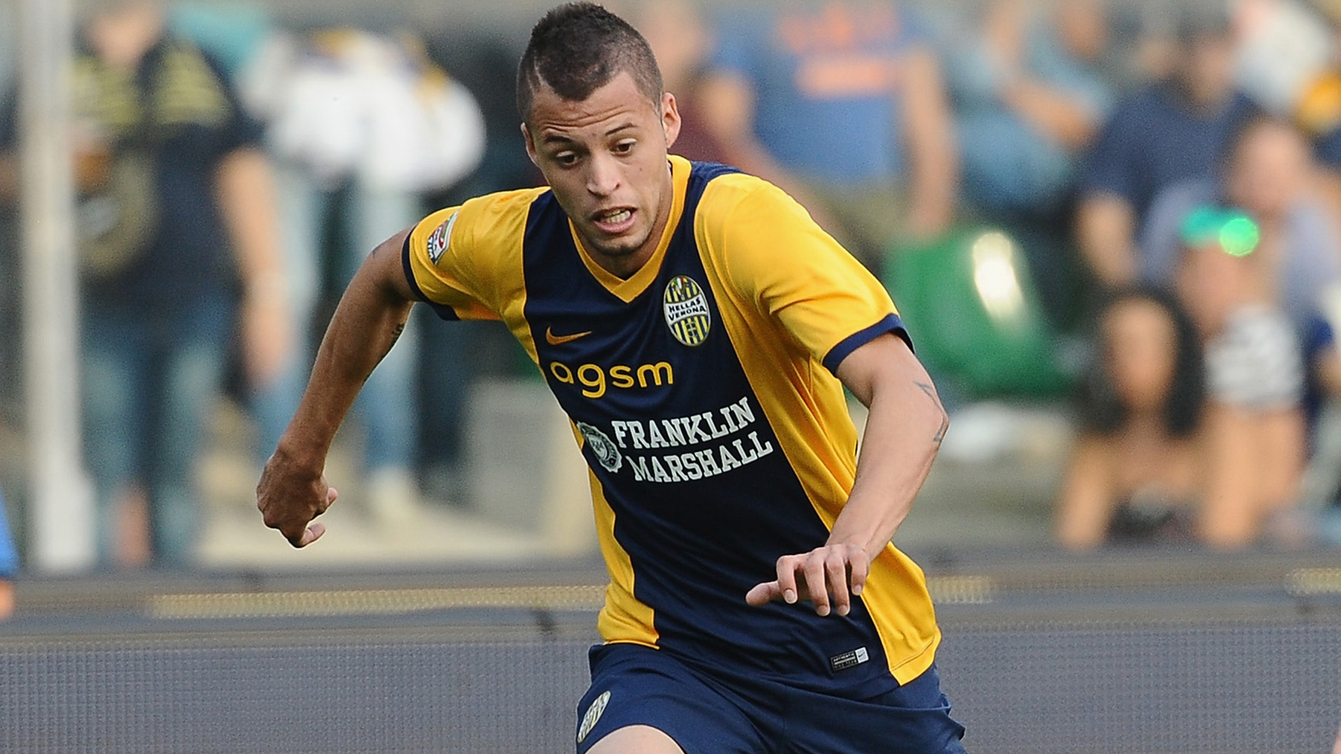 Nico Lopez, Hellas Verona