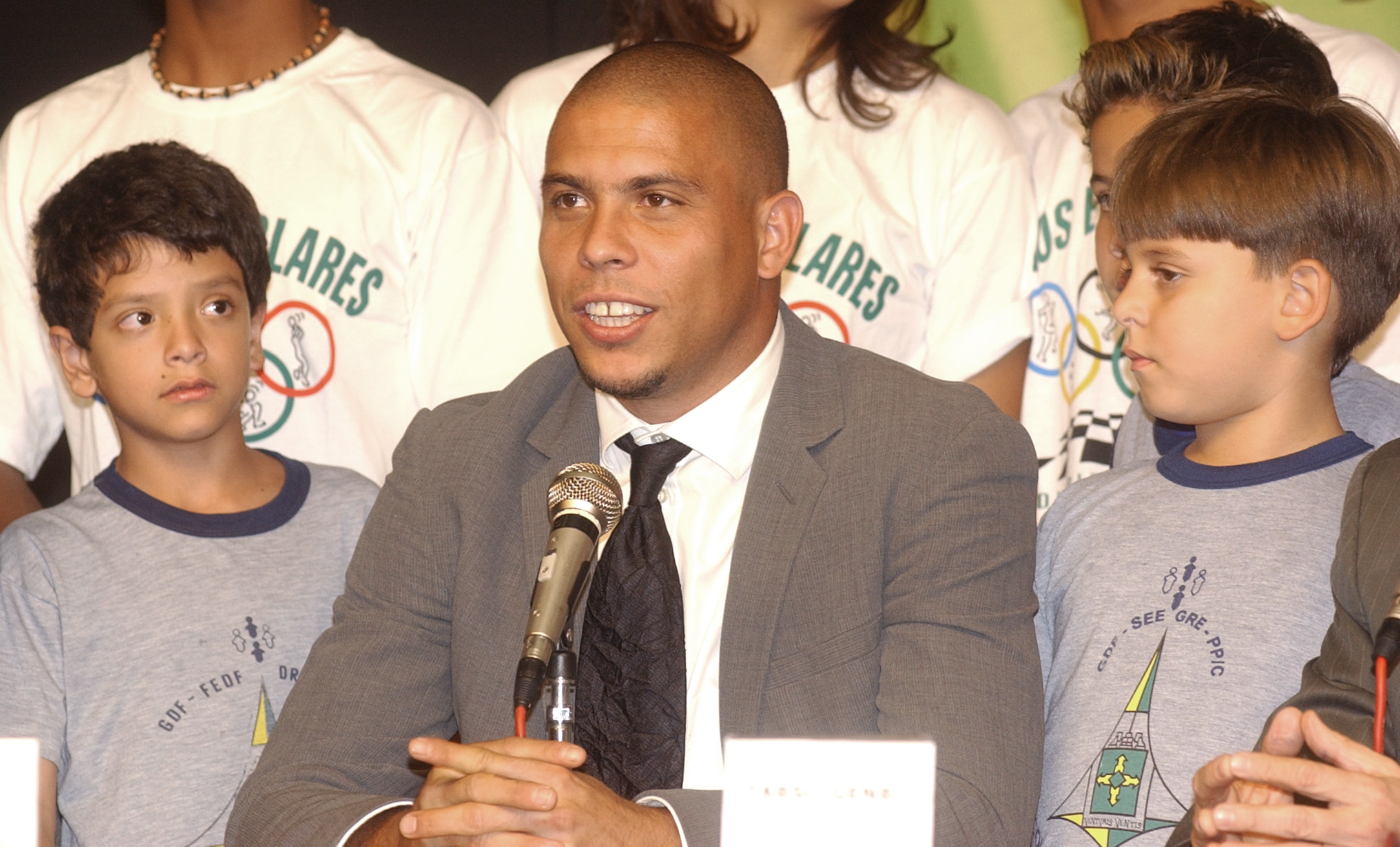 Ronaldo presidente degli Strikers