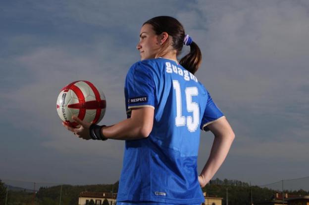 """Alia Guagni è la prima protagonista della nostra rubrica """"Sport in Rosa"""""""