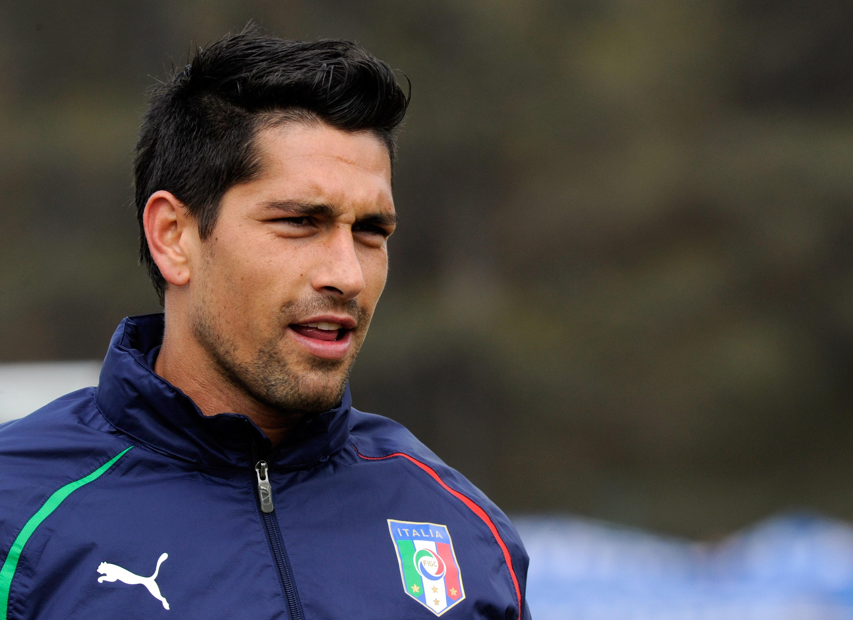 Marco Borriello, obiettivo del Bologna in Serie B