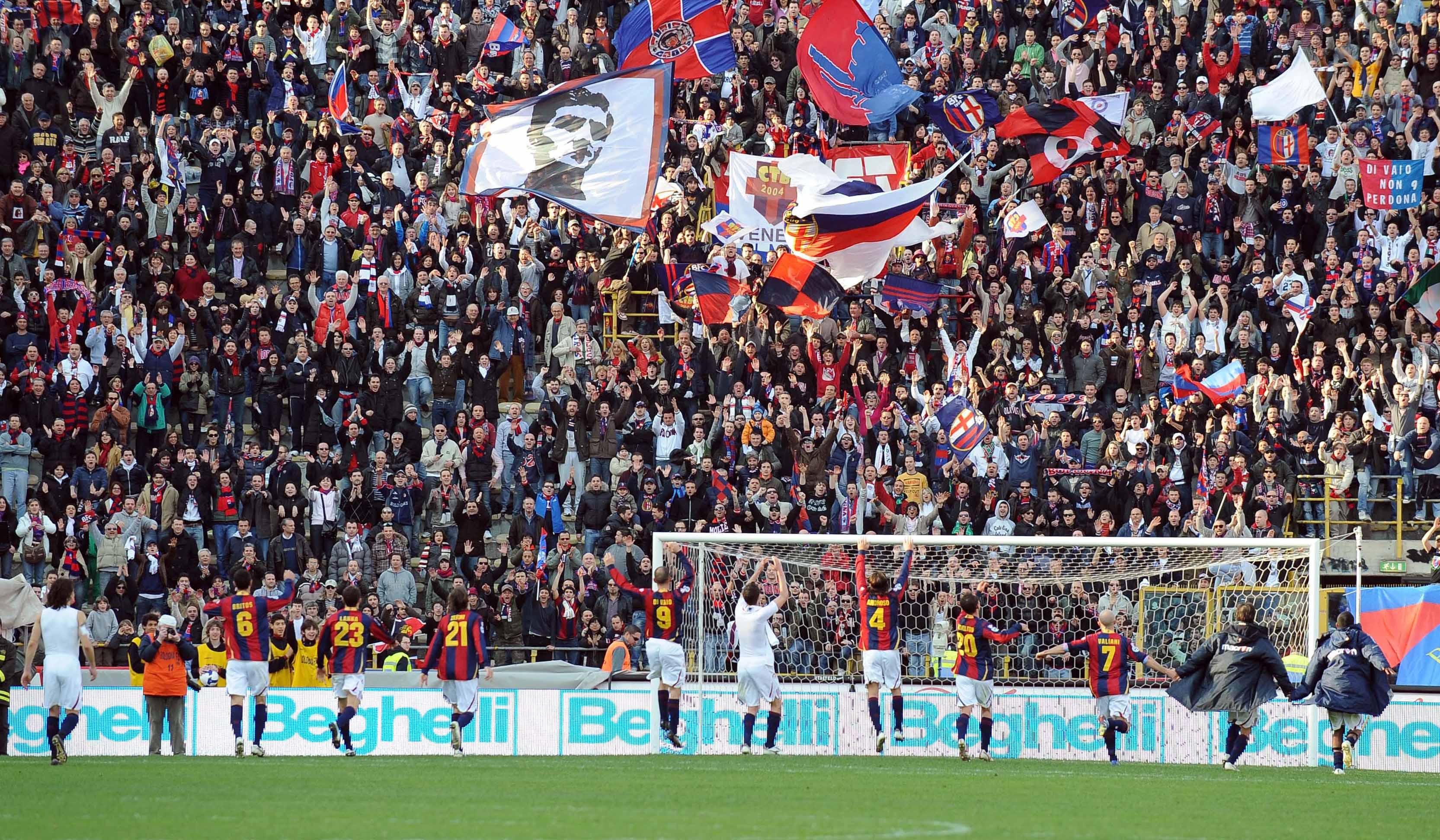 Tifosi del Bologna
