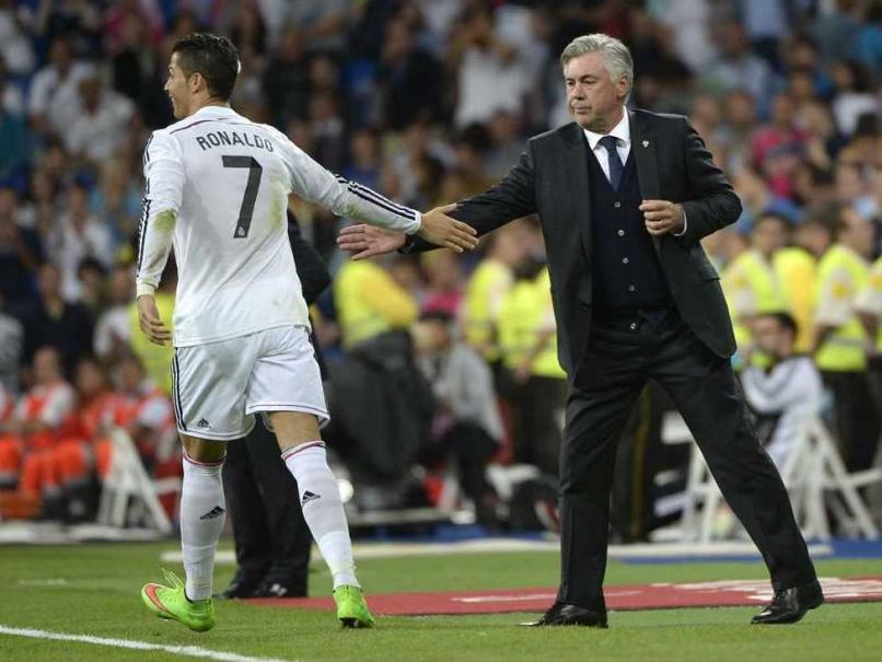 Ancelotti e il Real Madrid bersaglio delle critiche dei tifosi dei blancos