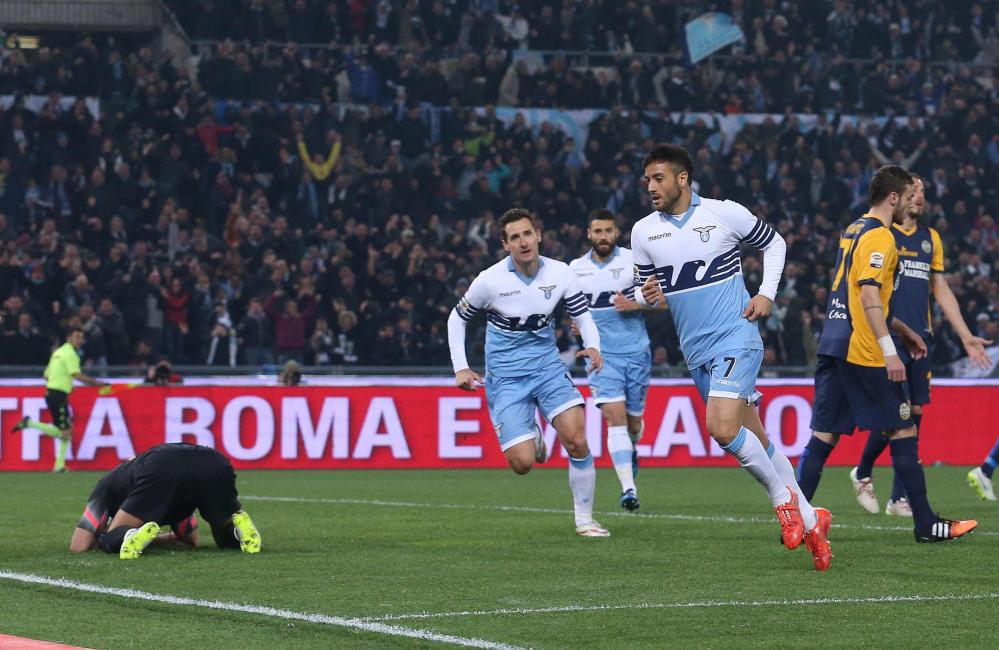 Soccer: Serie A; Lazio-Verona