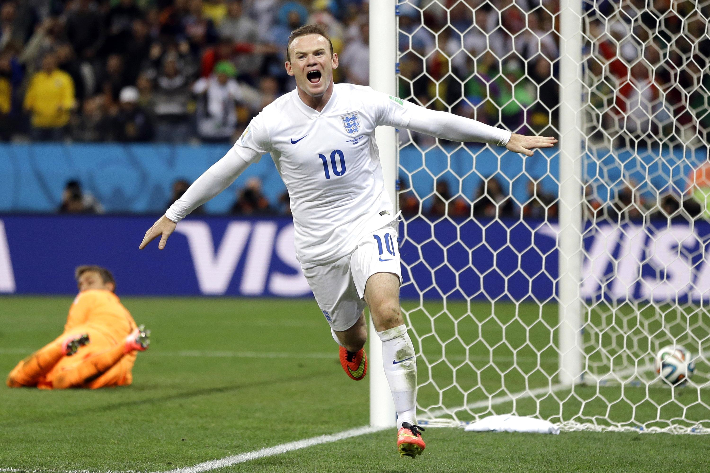 Rooney England
