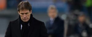 L'allenatore della Roma, Rudi Garcia