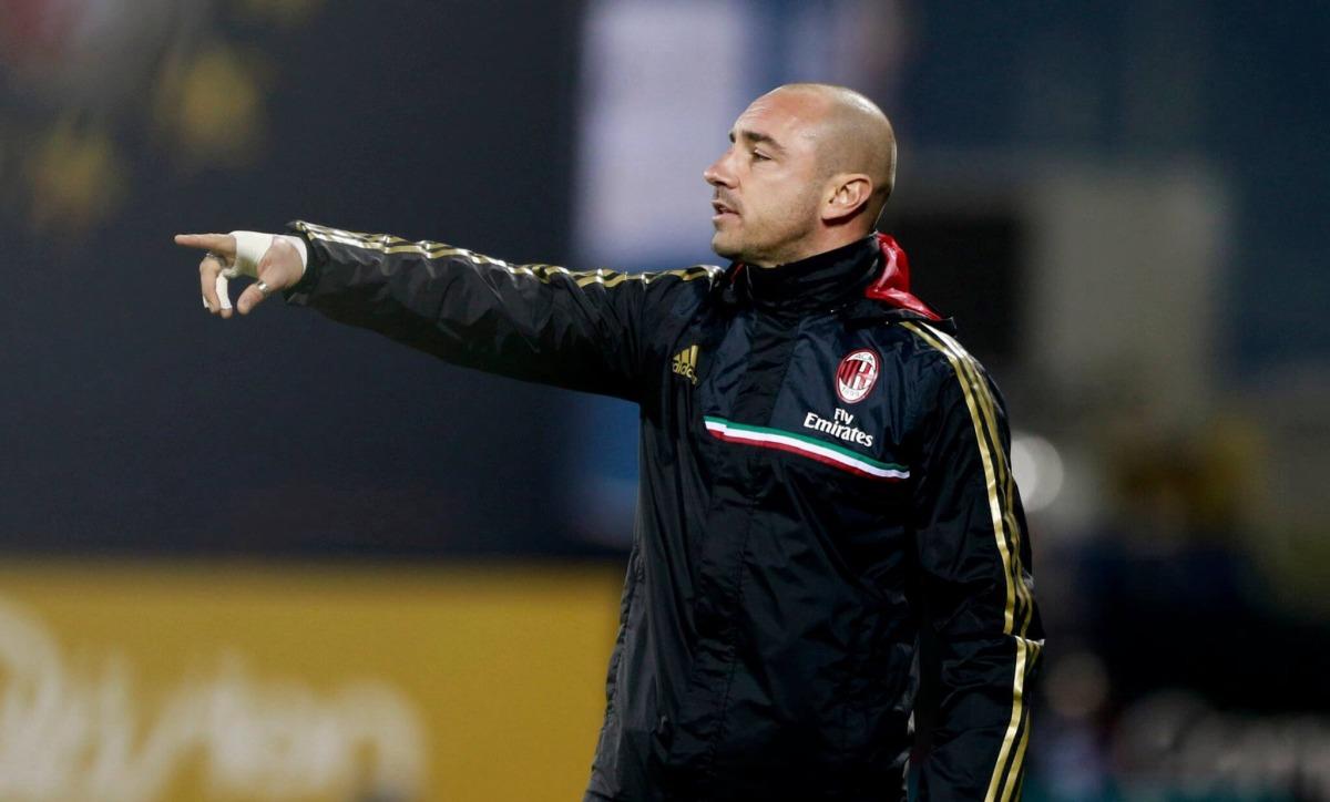 Potrebbe essere Brocchi il sostituto di Inzaghi al Milan