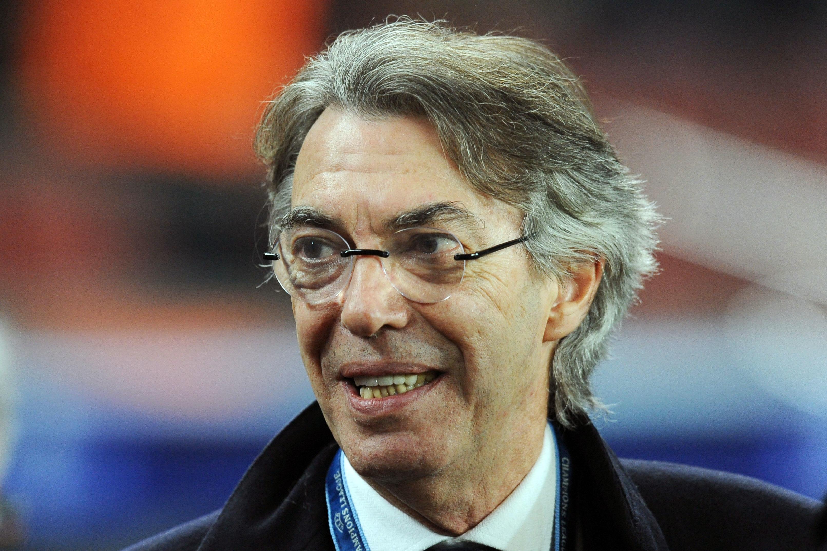 Moratti non è pessimista sul futuro dell'Inter