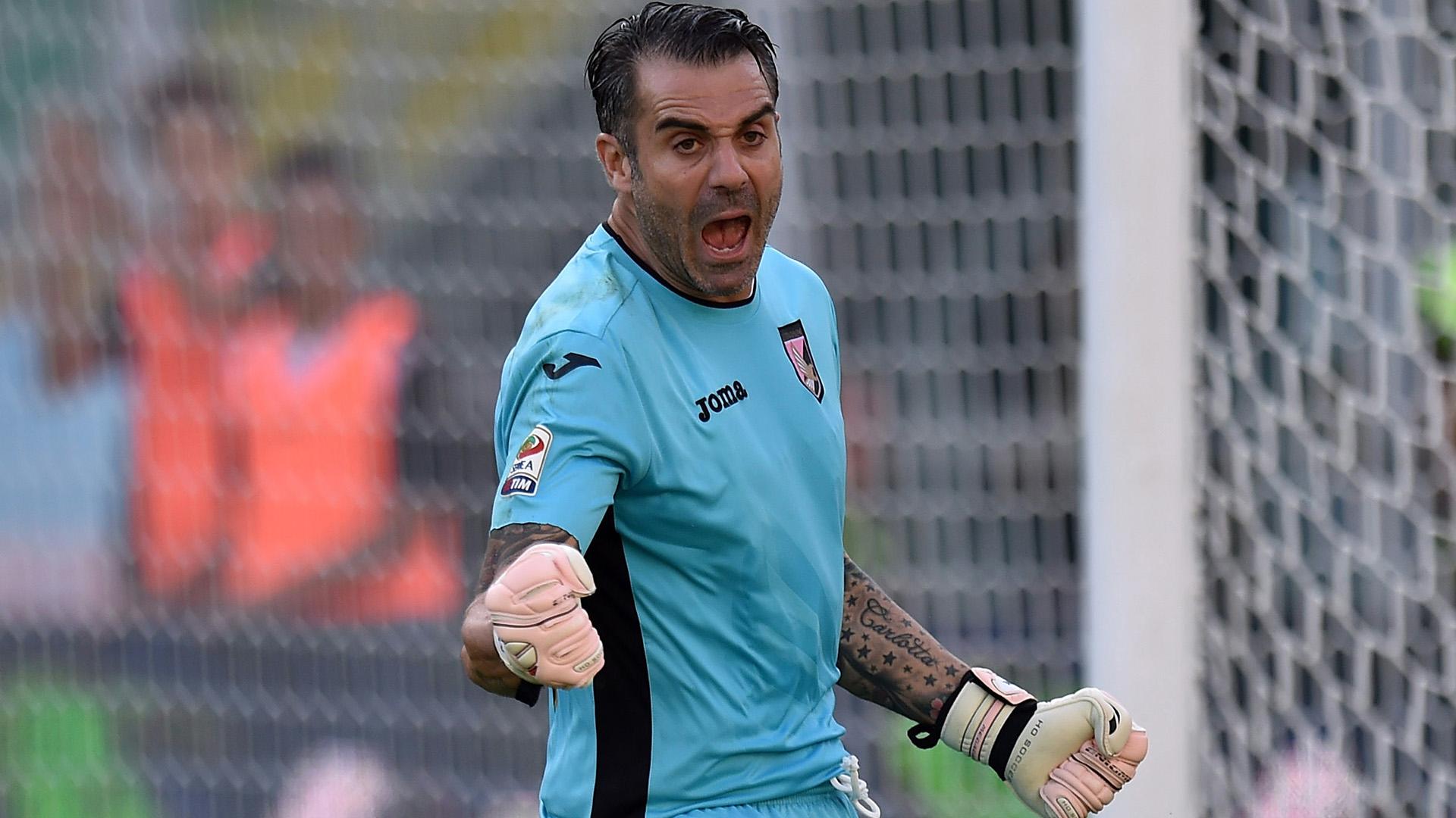 Sorrentino non ha paura della Juventus e anzi non firmerebbe per un pari