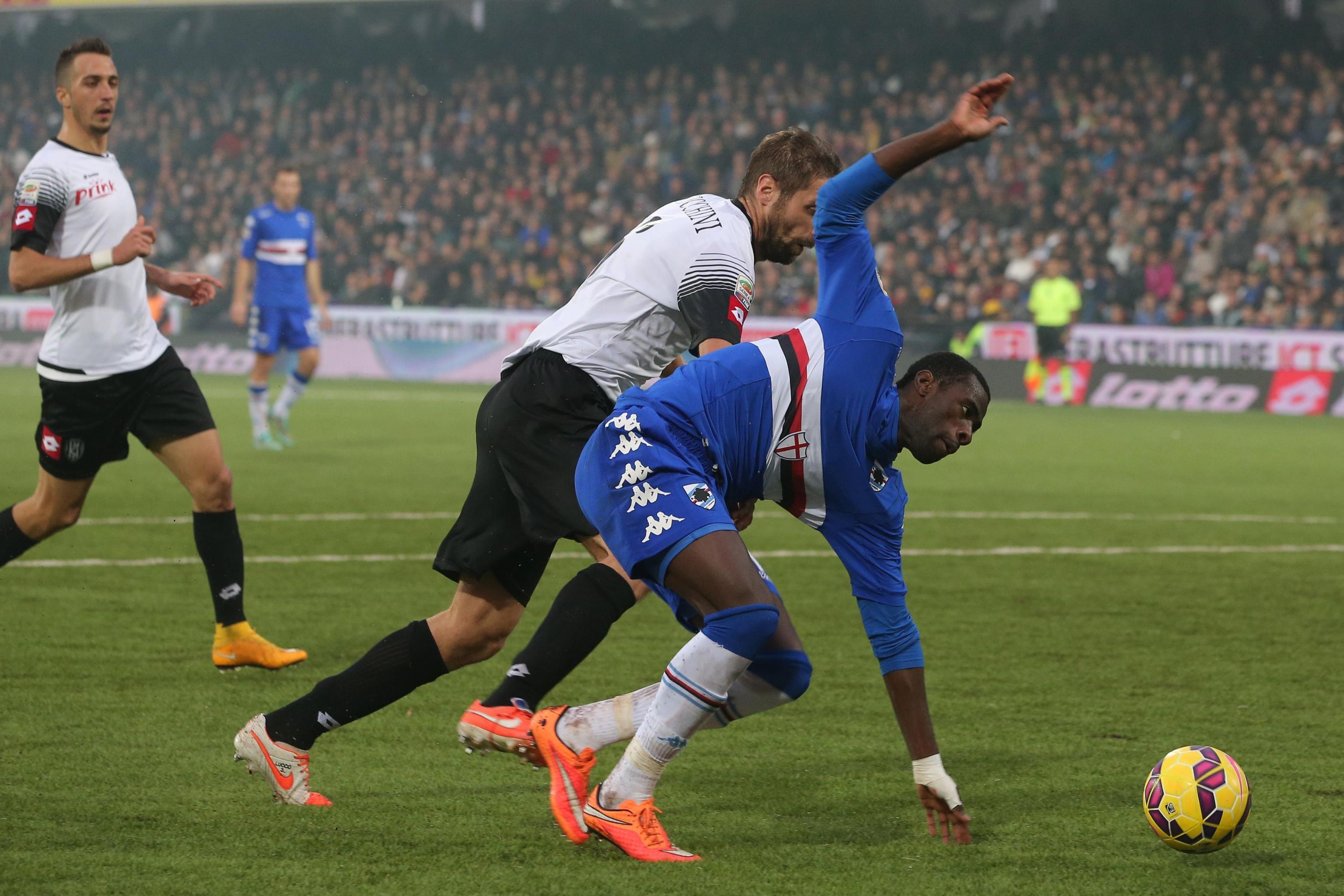 La Sampdoria non va oltre lo 0-0 a Marassi contro il Cesena. occasione sprecata per l'Europa