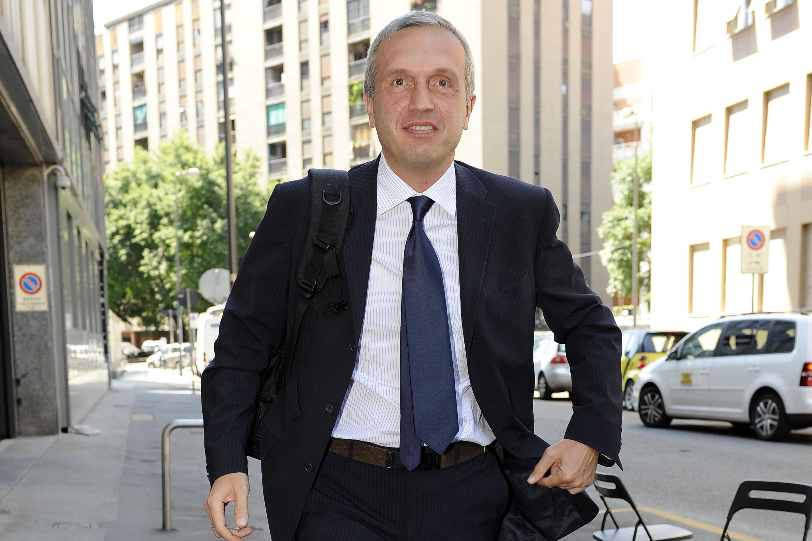 Mencucci, amministratore delegato della Fiorentina, ottimista sulla sfida di Europa League col Siviglia
