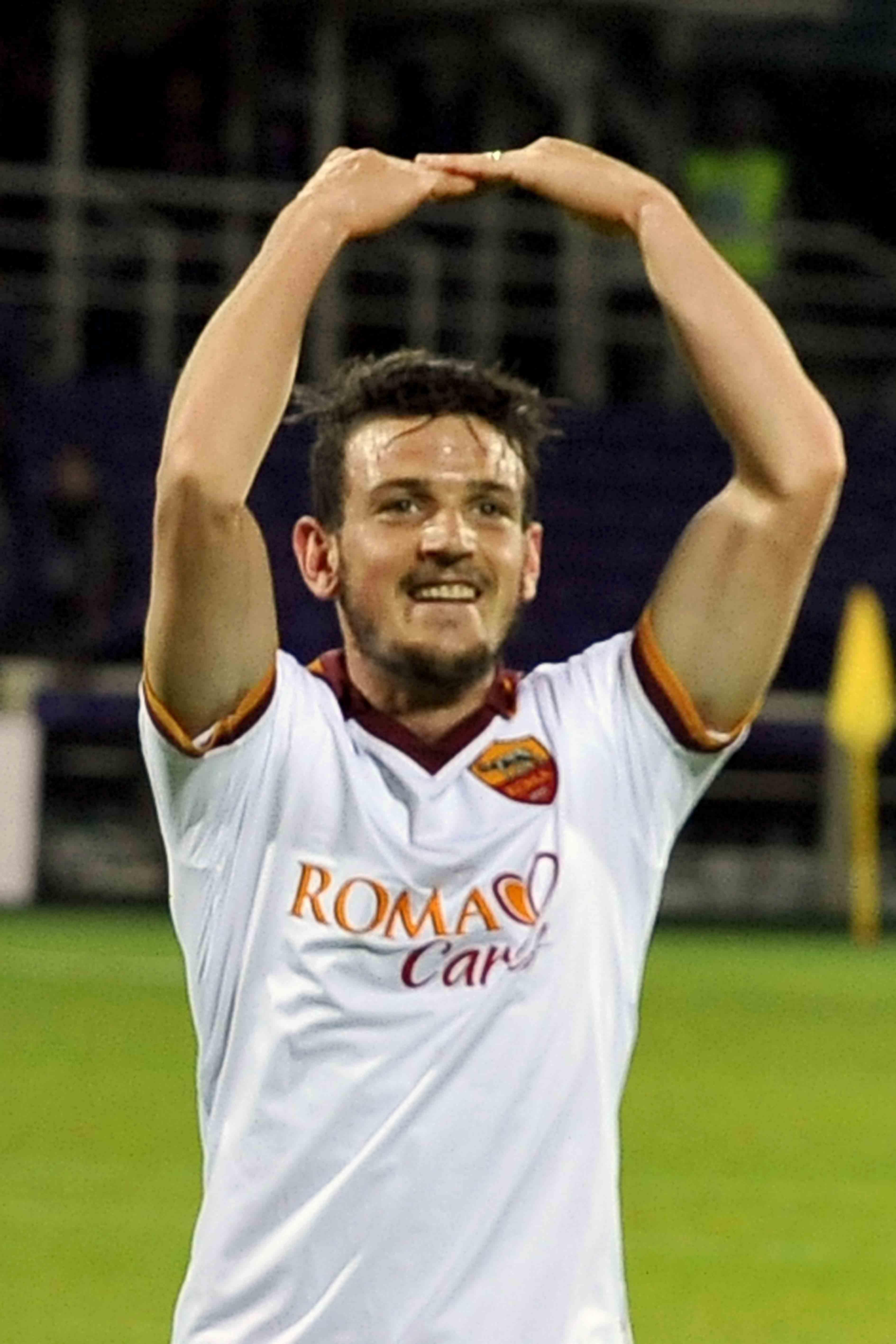 Florenzi, in gol su rigore, migliore in campo tra Torino e Roma. Ma non basta