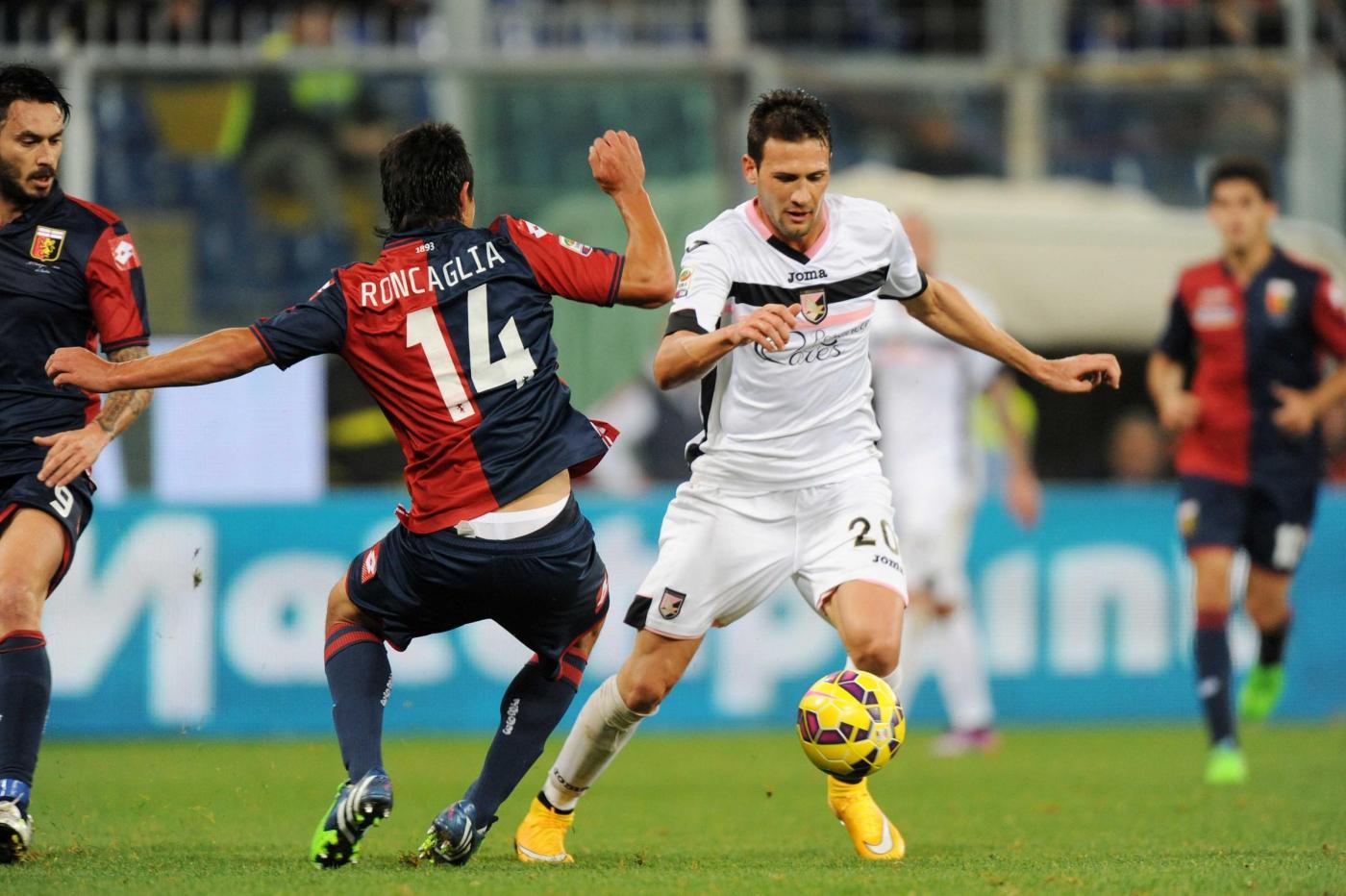 Genoa-Palermo