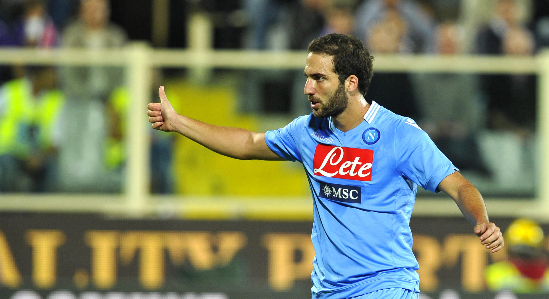 Higuain show. 50° gol nel Napoli in due stagioni