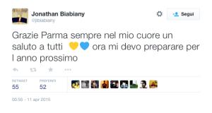 Tweet Biabiany