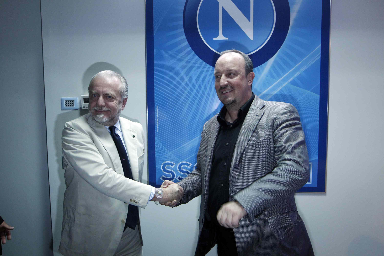 Quilon, agente di Benitez, ha smentito l'incontro tra il tecnico e De Laurentis