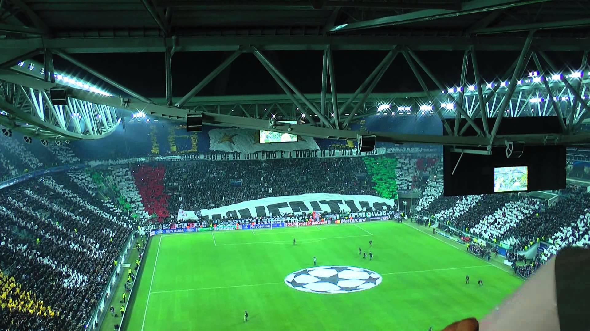 Stasera, allo Juventus Stadium, la semifinale d'andata di Champions League tra i bianconeri e il Real Madrid