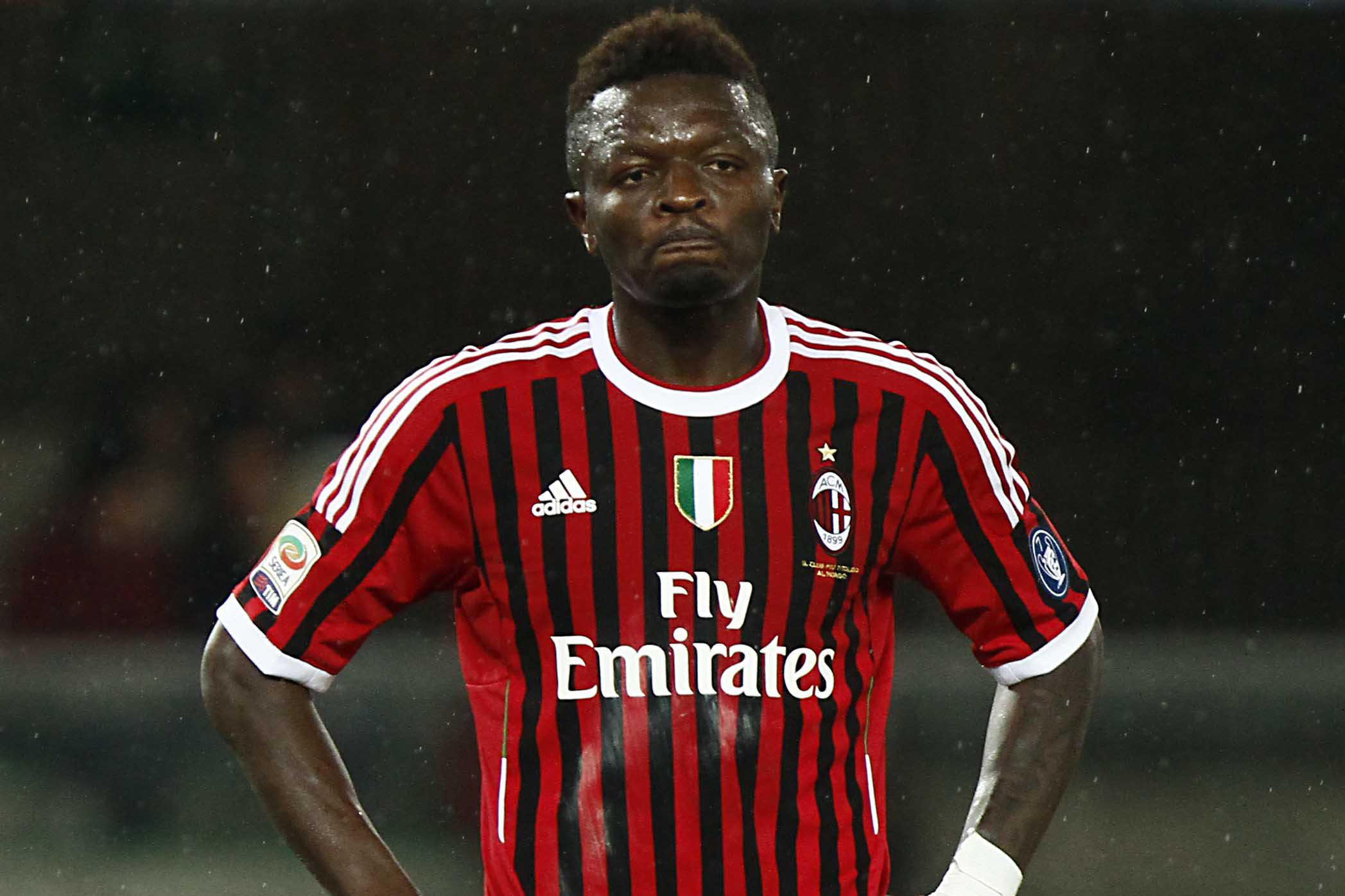 Muntari ha chiesto al Milan di non essere più convocato. Vicino il divorzio