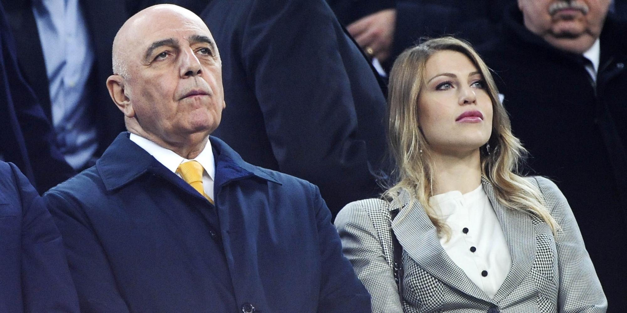 Incontro programmatico tra Galliani e Barbara Berlusconi in casa Milan