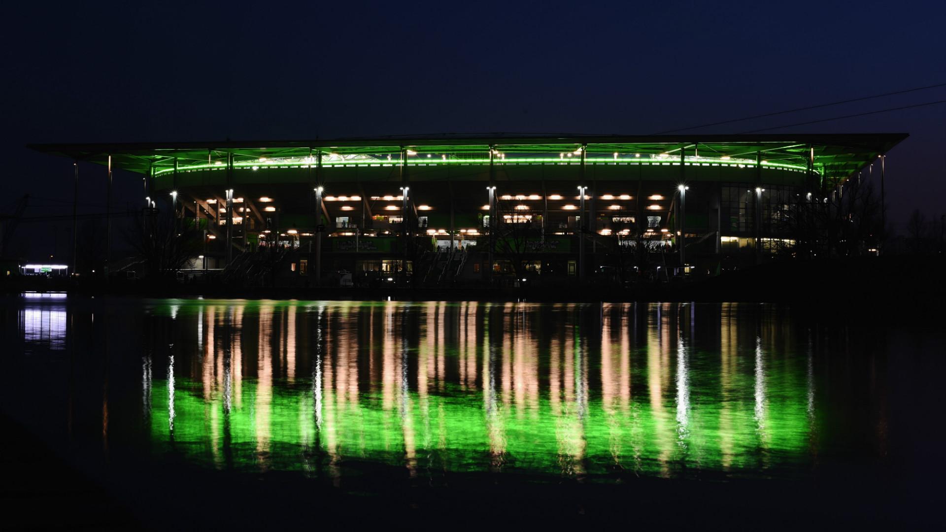 La Volkswagen Arena, il tempi del calcio del Wolfsburg