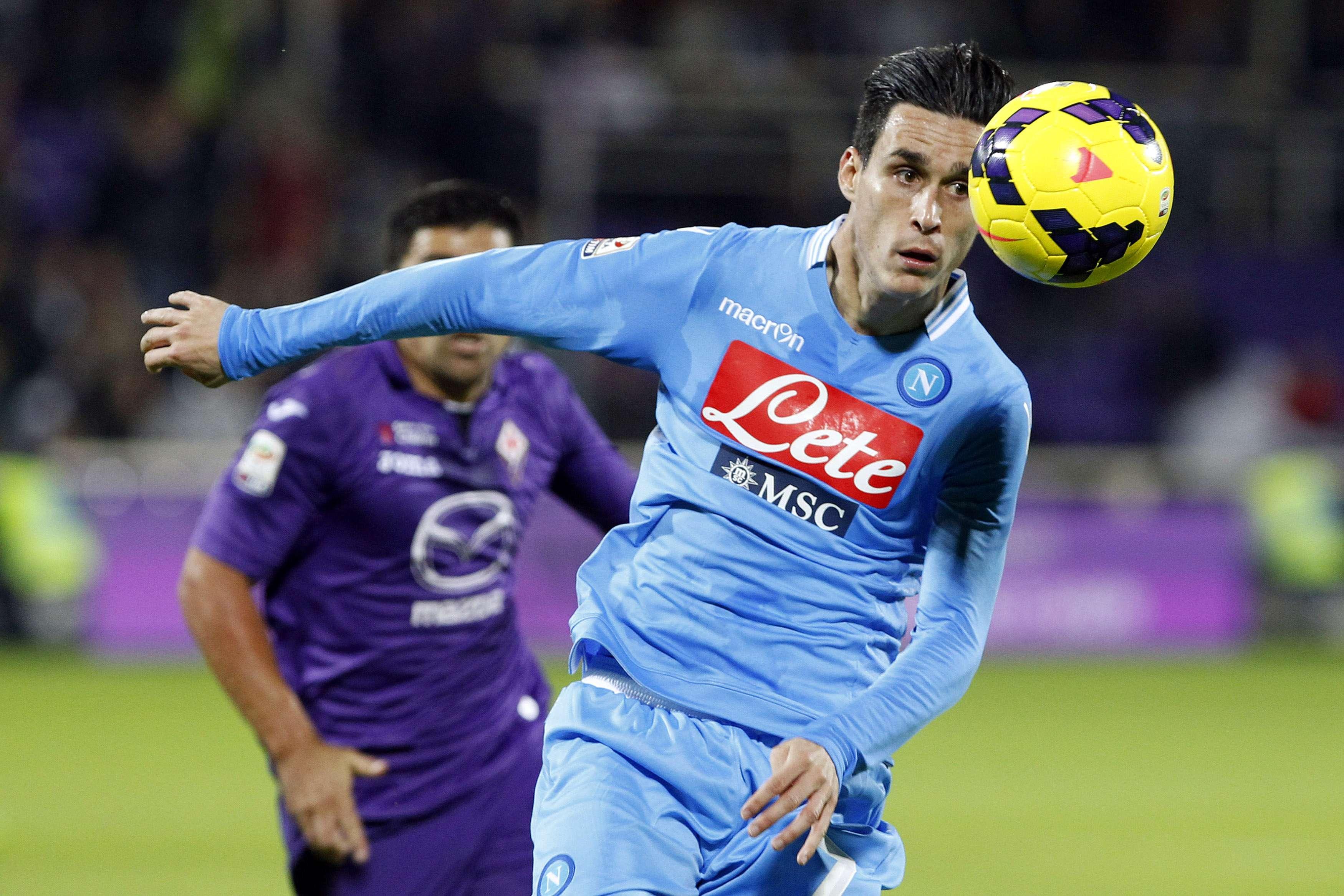 Napoli Fiorentina in campo alle 15 al San Paolo per il big match della 30° giornata di Serie A