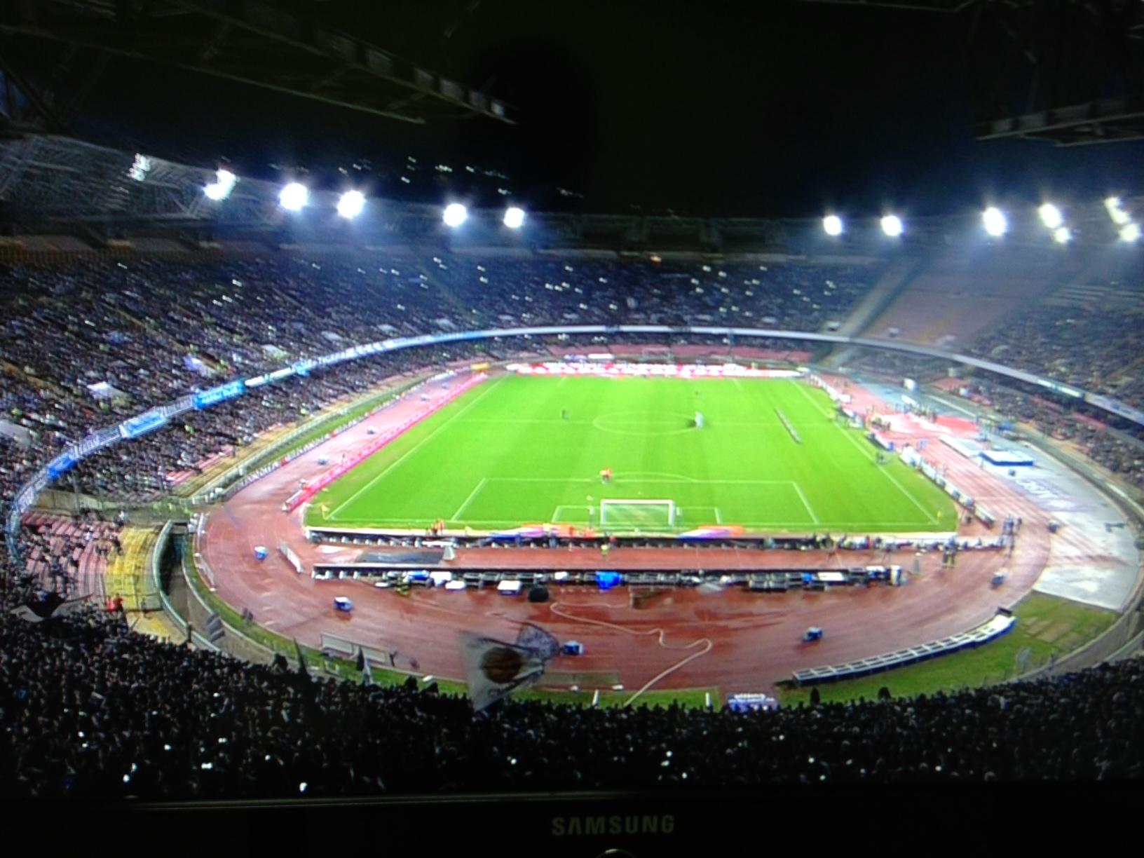 Per Napoli Dnipro, semifinale di Europa League, si attende il San Paolo delle grandi occasioni