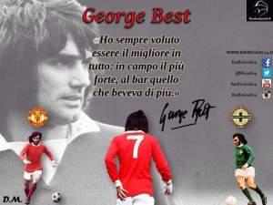 Il nostro ricordo di George Best