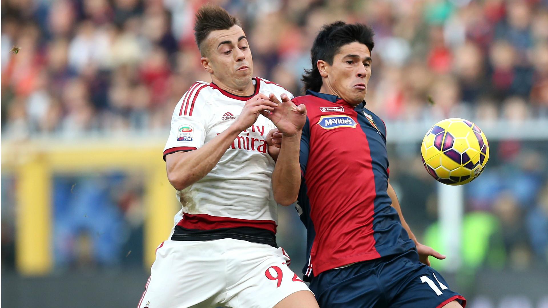 Il difensore argentino difficilmente sarà riscattato dal Genoa a fine stagione
