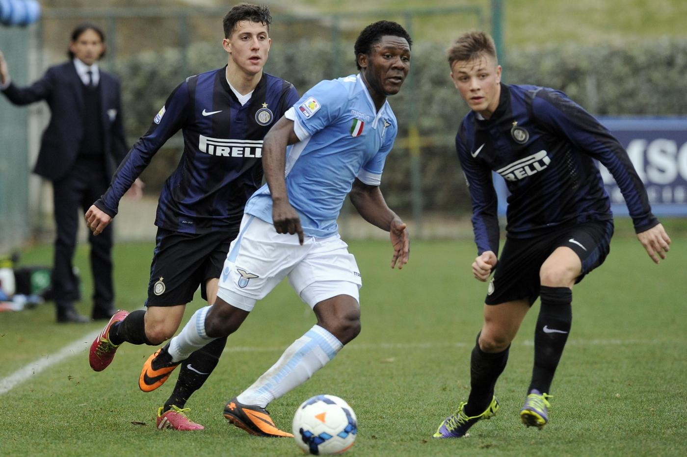 Lazio Vs Inter - Coppa Italia Prmavera 2013-2014