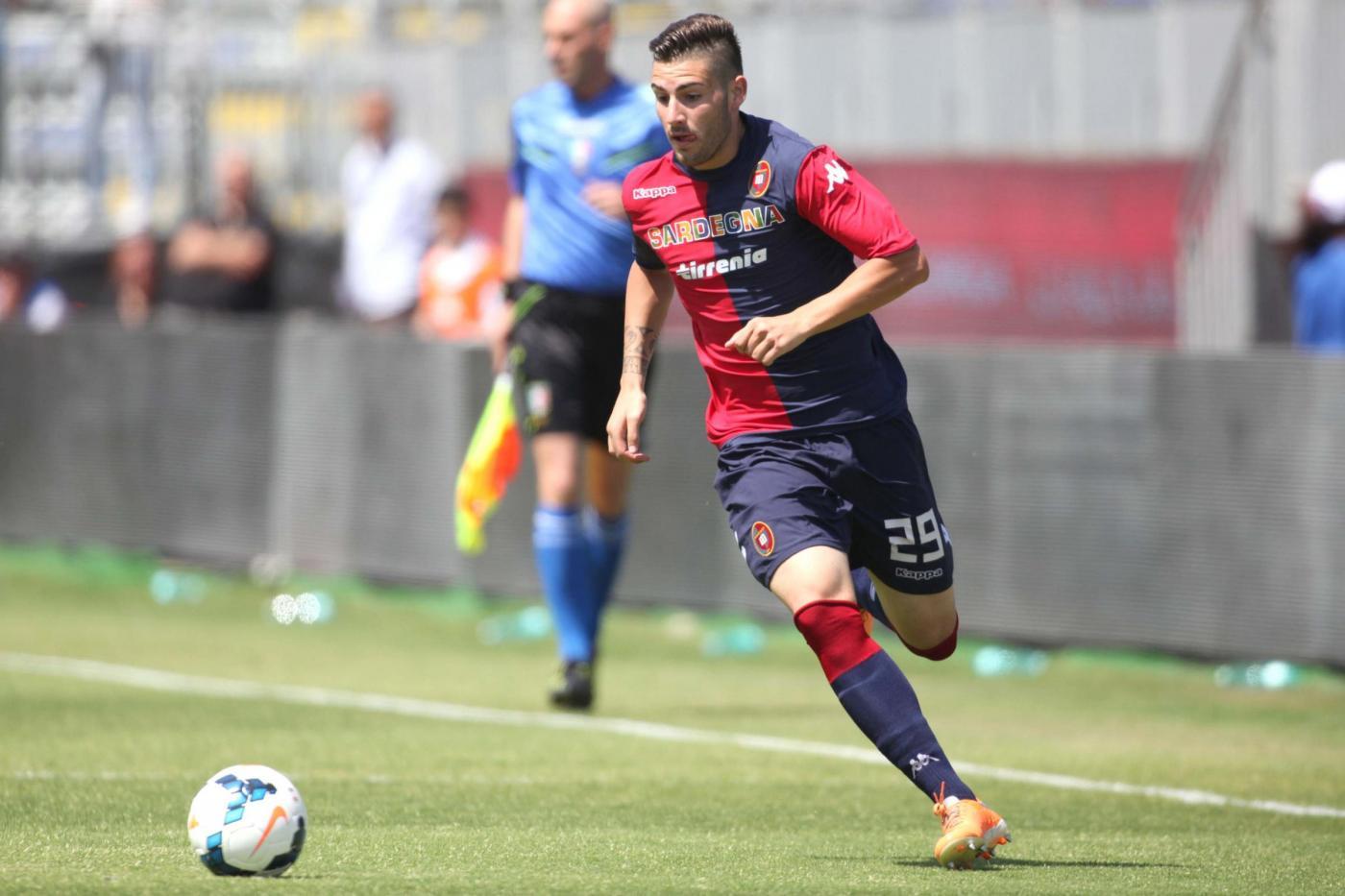 Cagliari vs Chievo Verona - Serie A TIM 2013/14