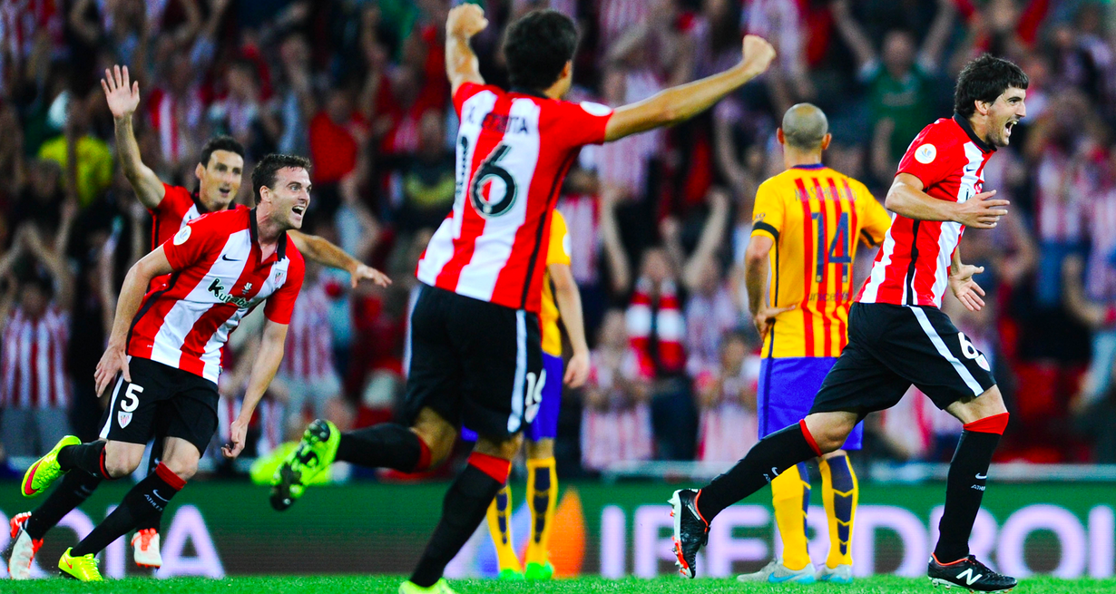 Athletic Bilbao, Supercoppa