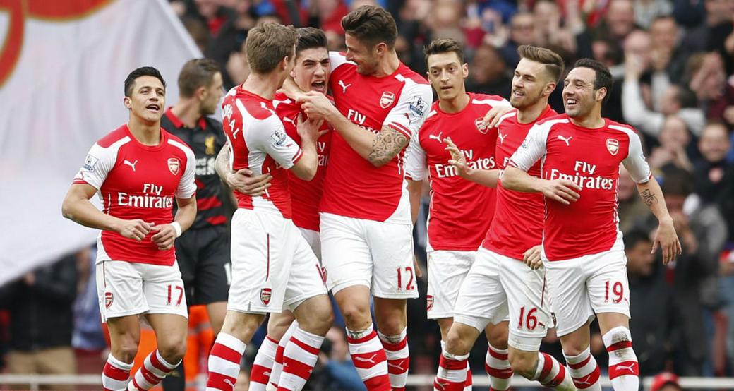 Goal Arsenal