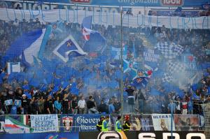 Novara-Salernitana: formazioni ufficiali e radiocronaca