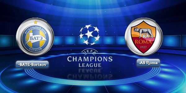 BATE-Borisov-vs-AS-Roma1