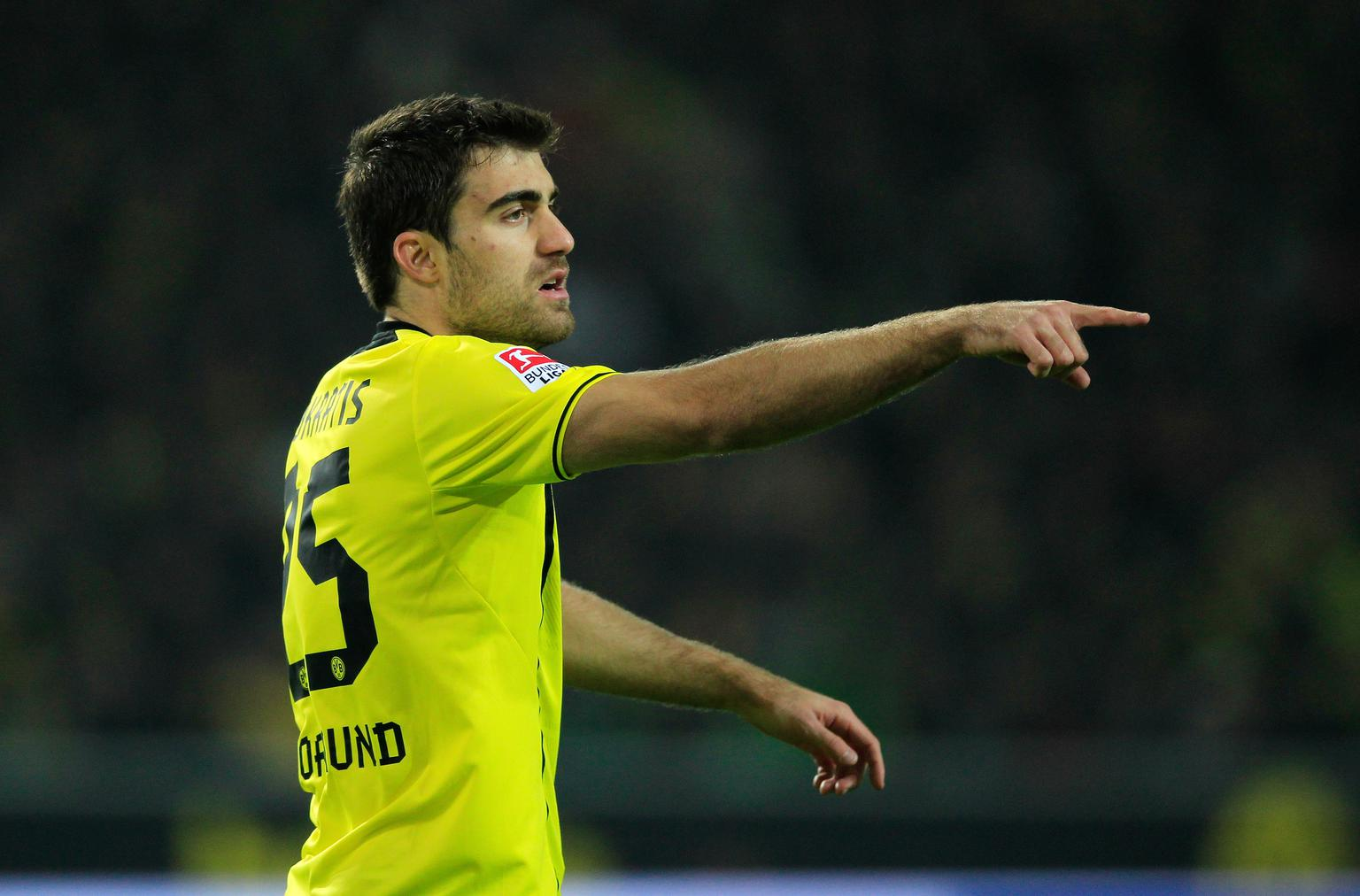 1. BL: BV Borussia Dortmund - FC Bayern Muenchen