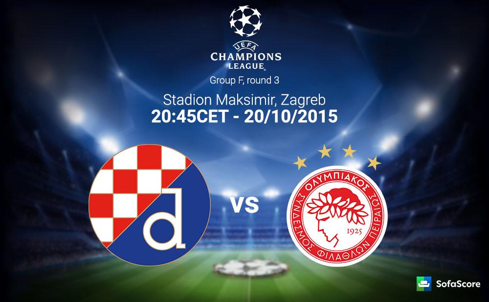 Dinamo-vs-Olympiacos