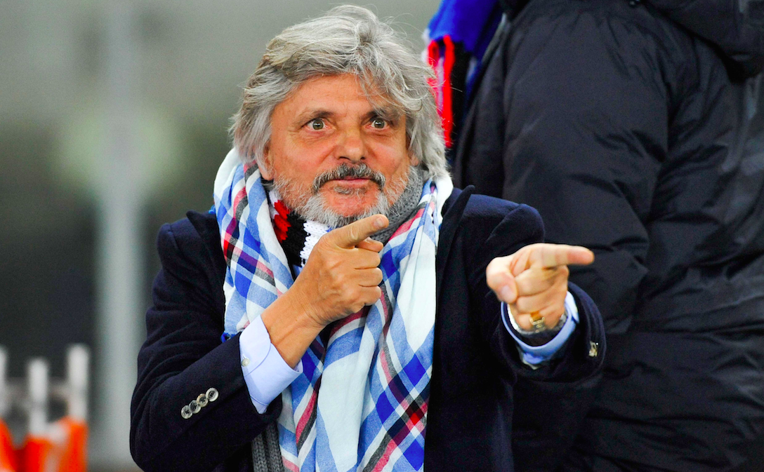 Massimo-Ferrero-Sampdoria