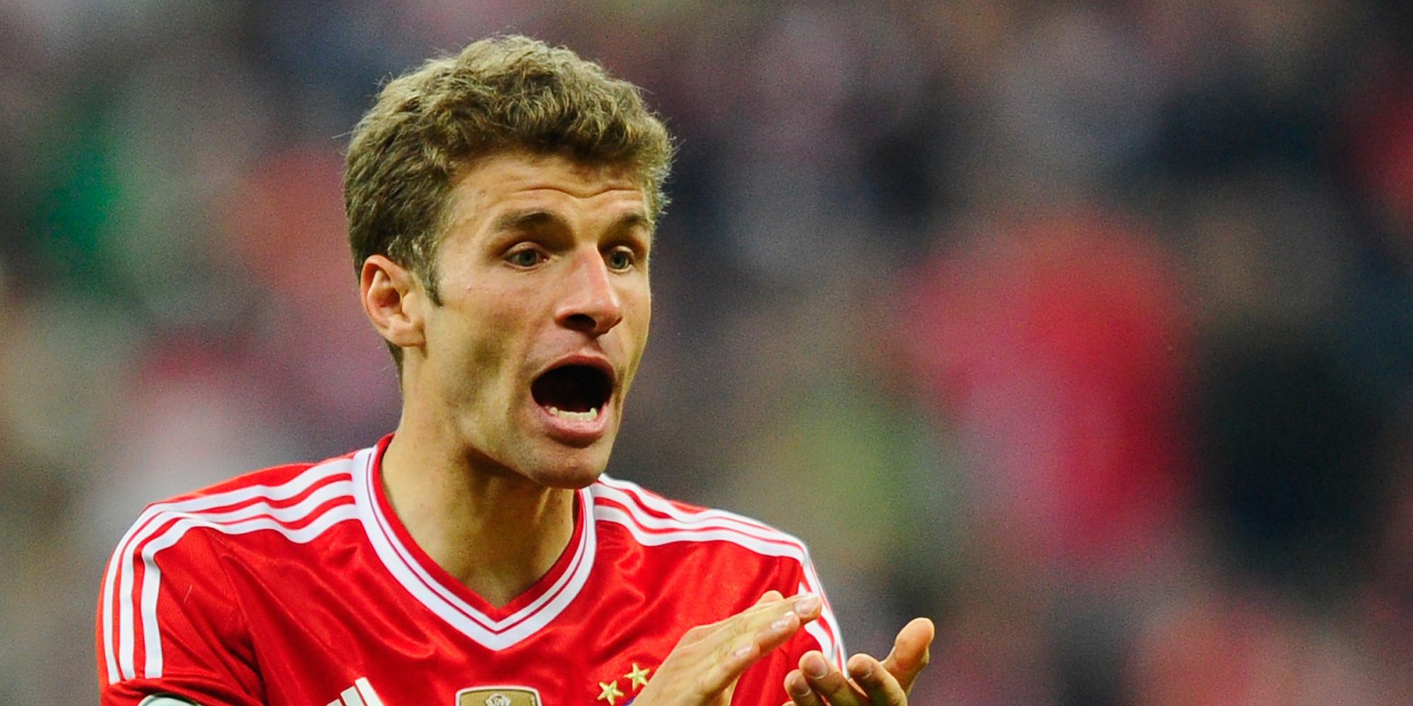 Thomas Muller - Bayern Monaco