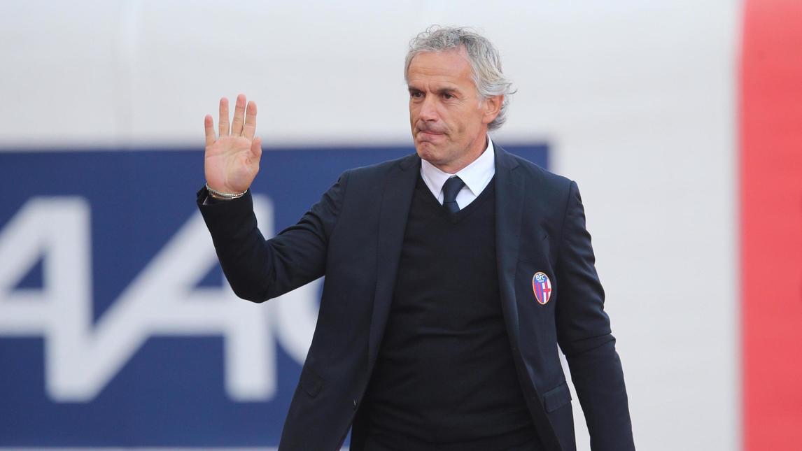 Soccer. Serie A, Bologna-Atalanta