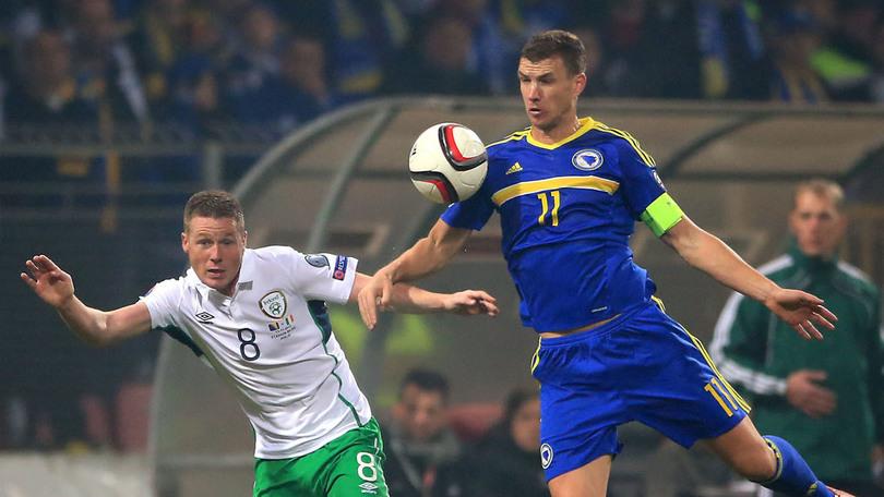 Bosnia vs Irlanda - Qualificazioni Euro 2016
