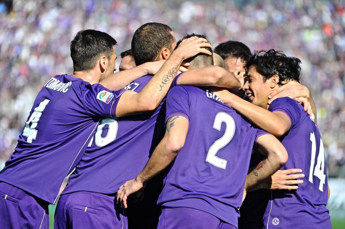 Soccer: Serie A; Fiorentina-Frosinone