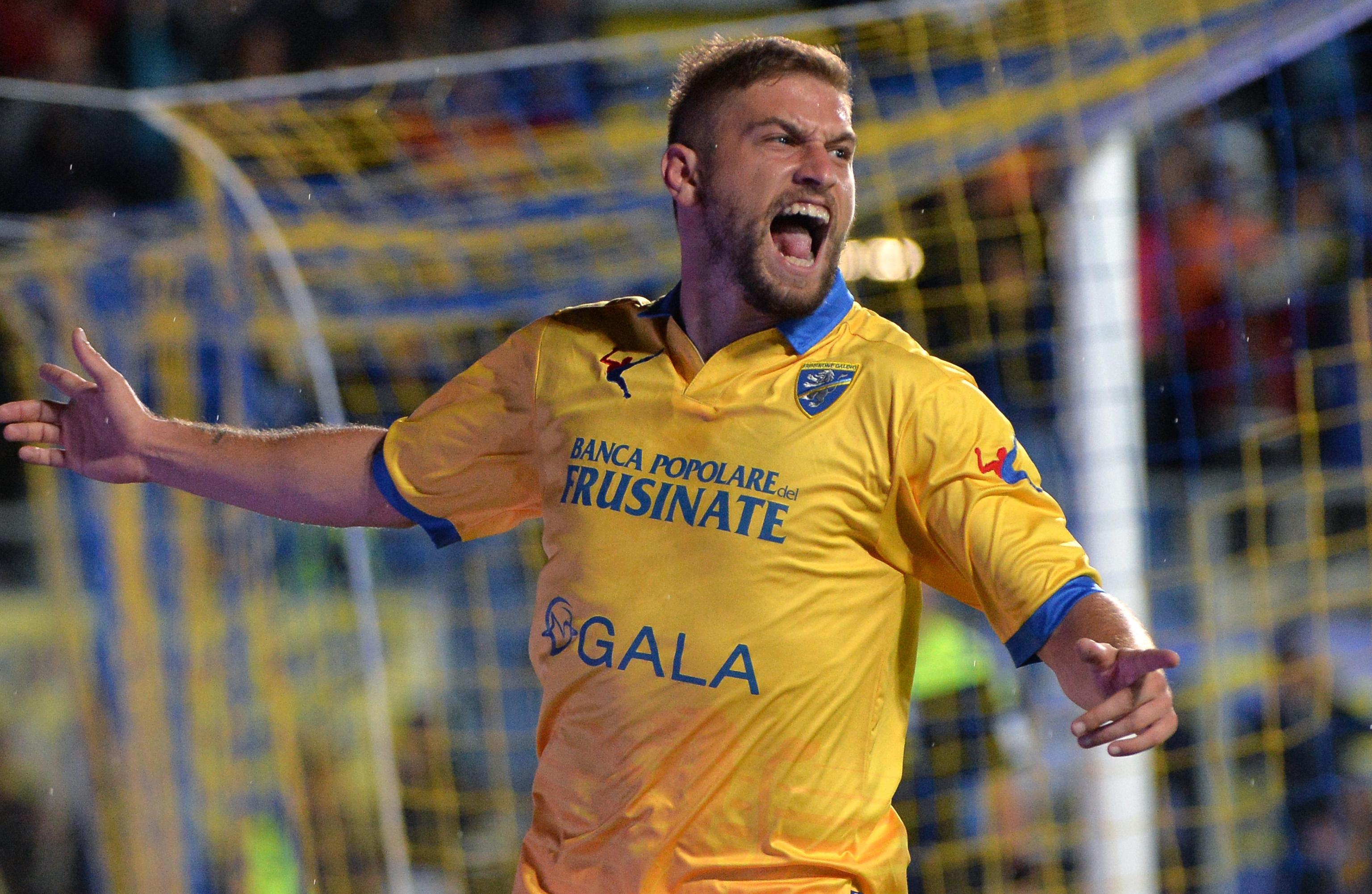 Soccer: Serie A; Frosinone-Empoli