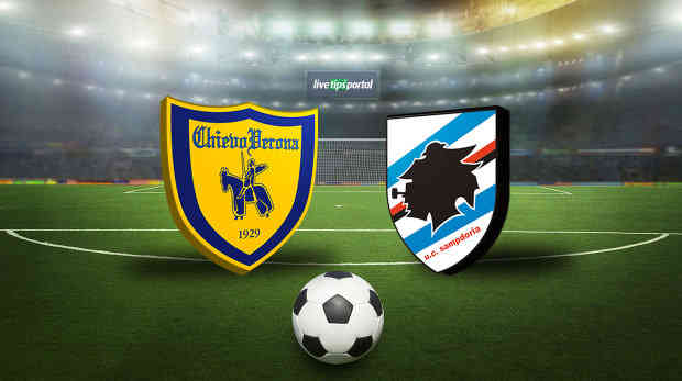 chievo-sampdoria-logo-InfostreamingNews