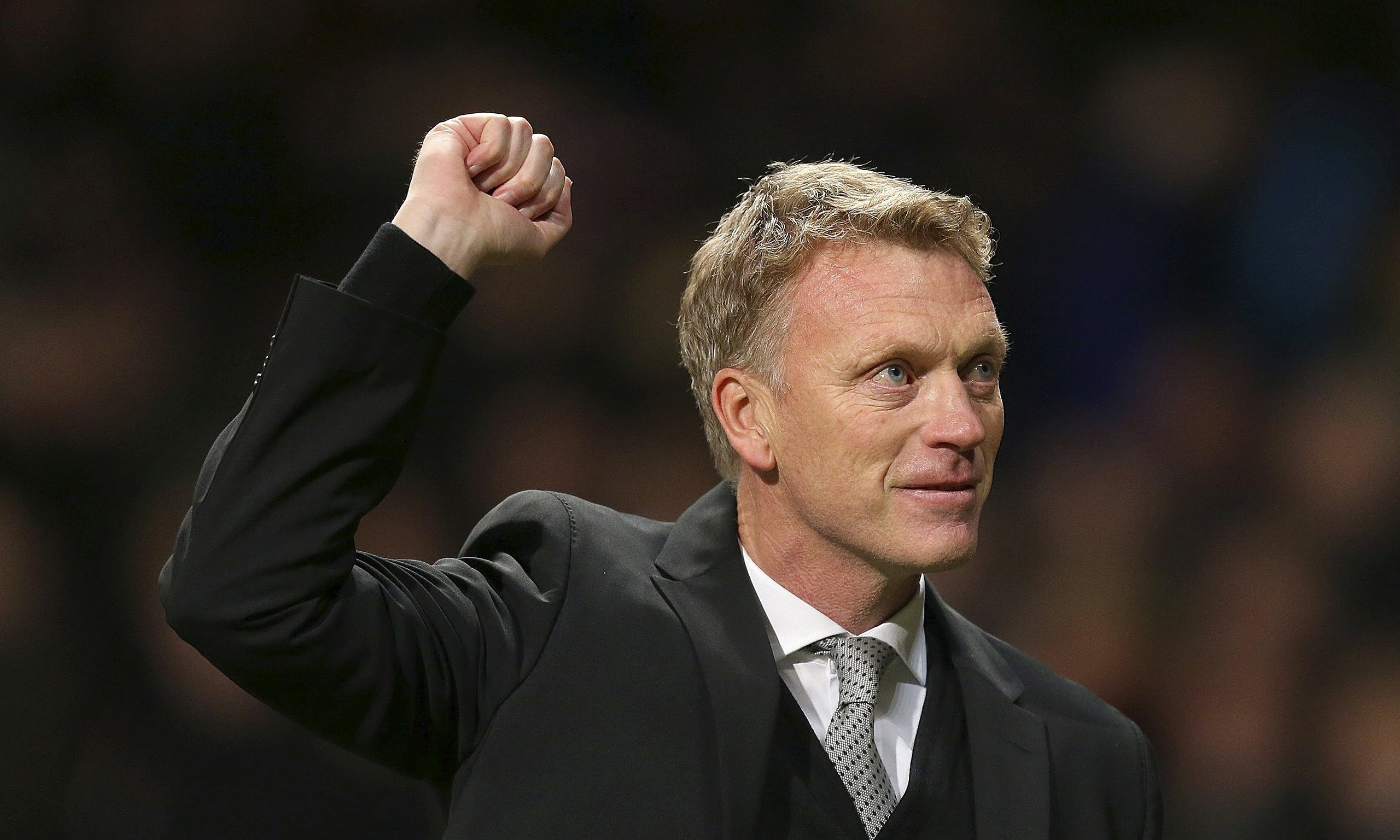 David Moyes Manchester United