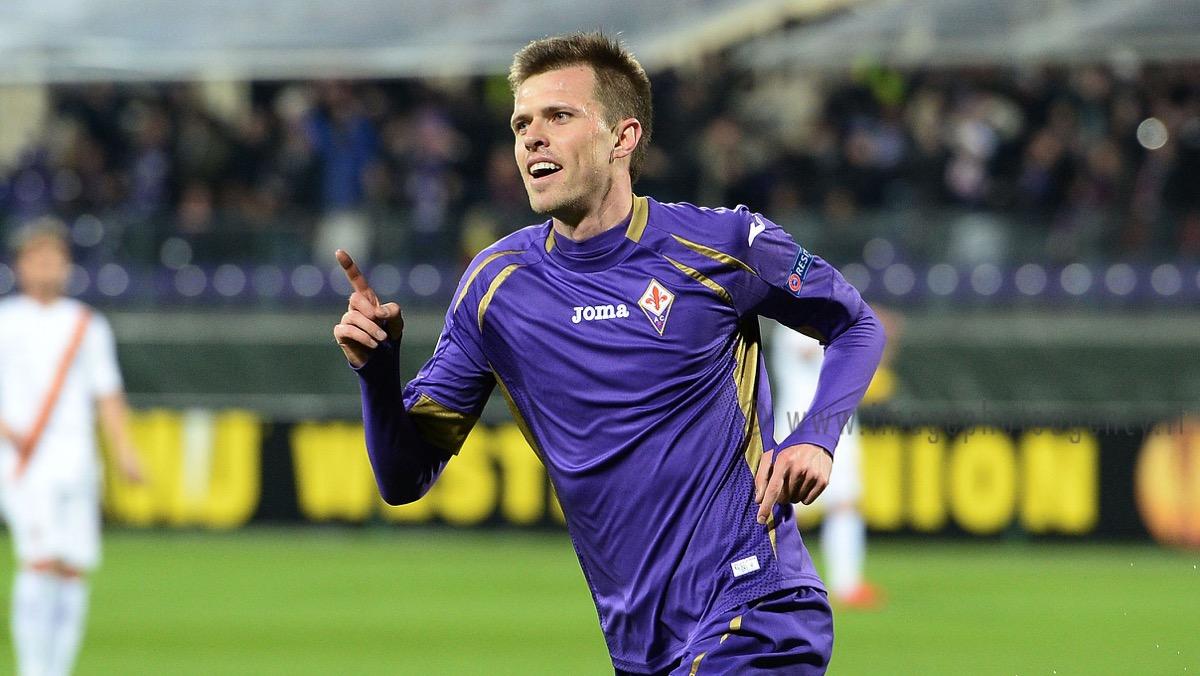 Ilicic, Fiorentina