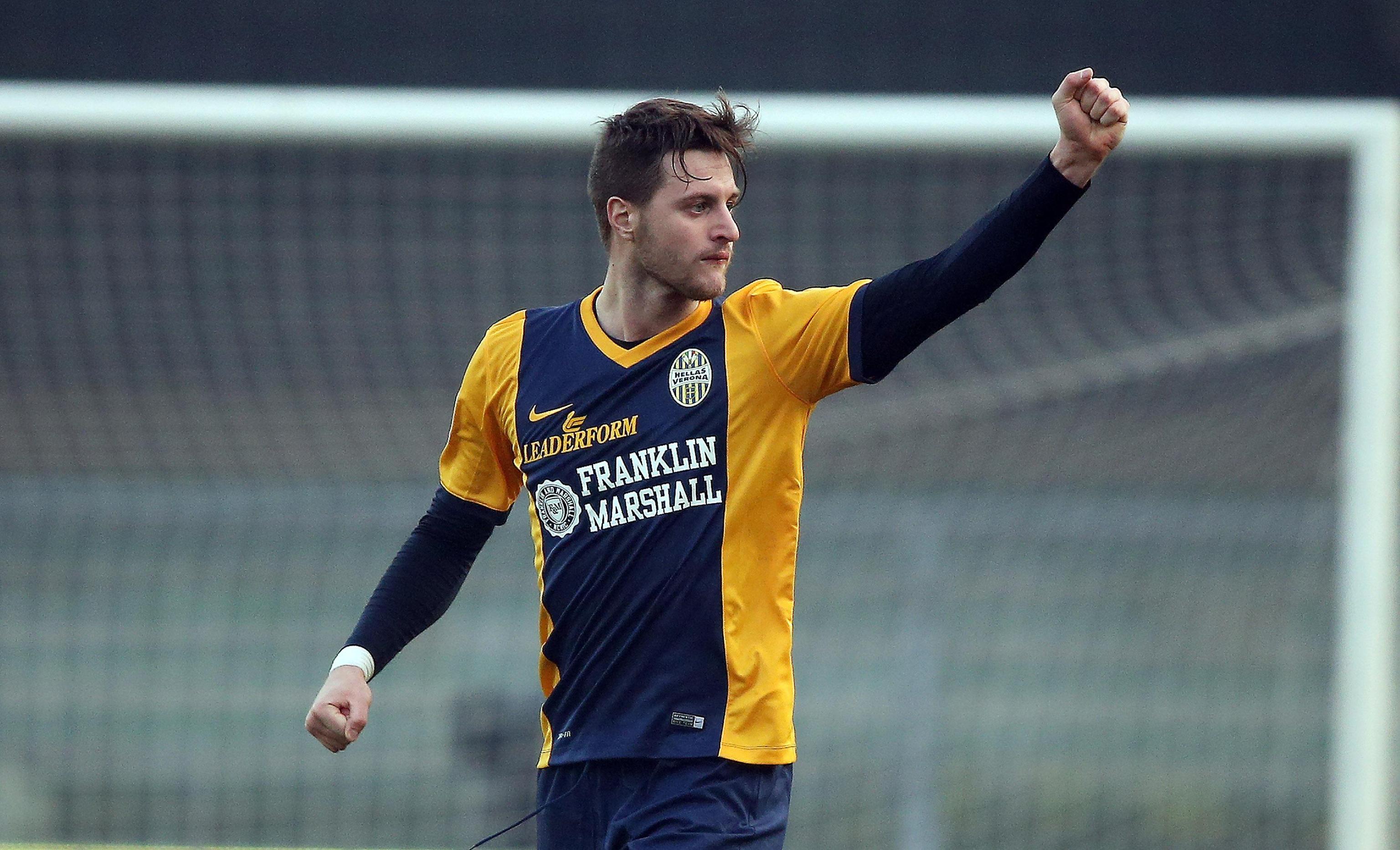 Soccer: Serie A; Verona-Parma