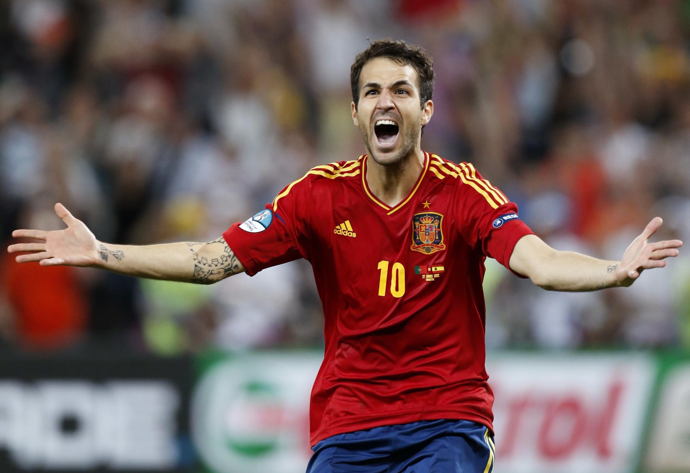 Euro 2012 - Portogallo vs Spagna