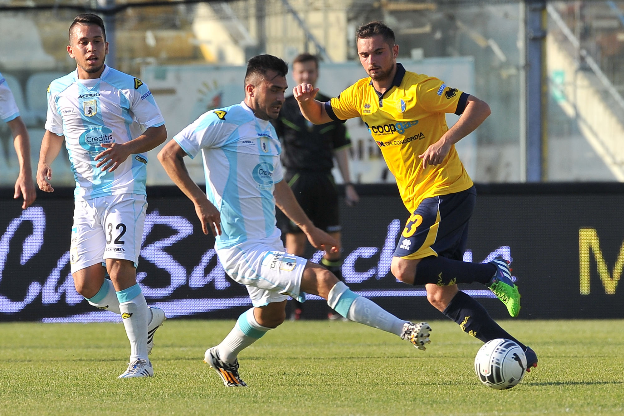 Modena - Virtus Entella