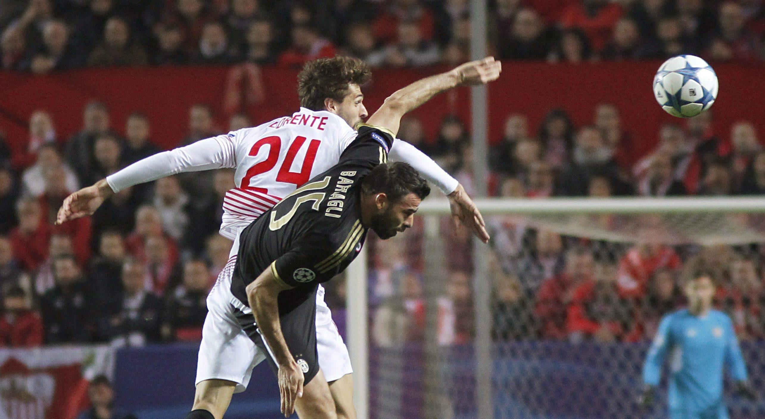 SEVILLA FC VS JUVENTUS TURIN