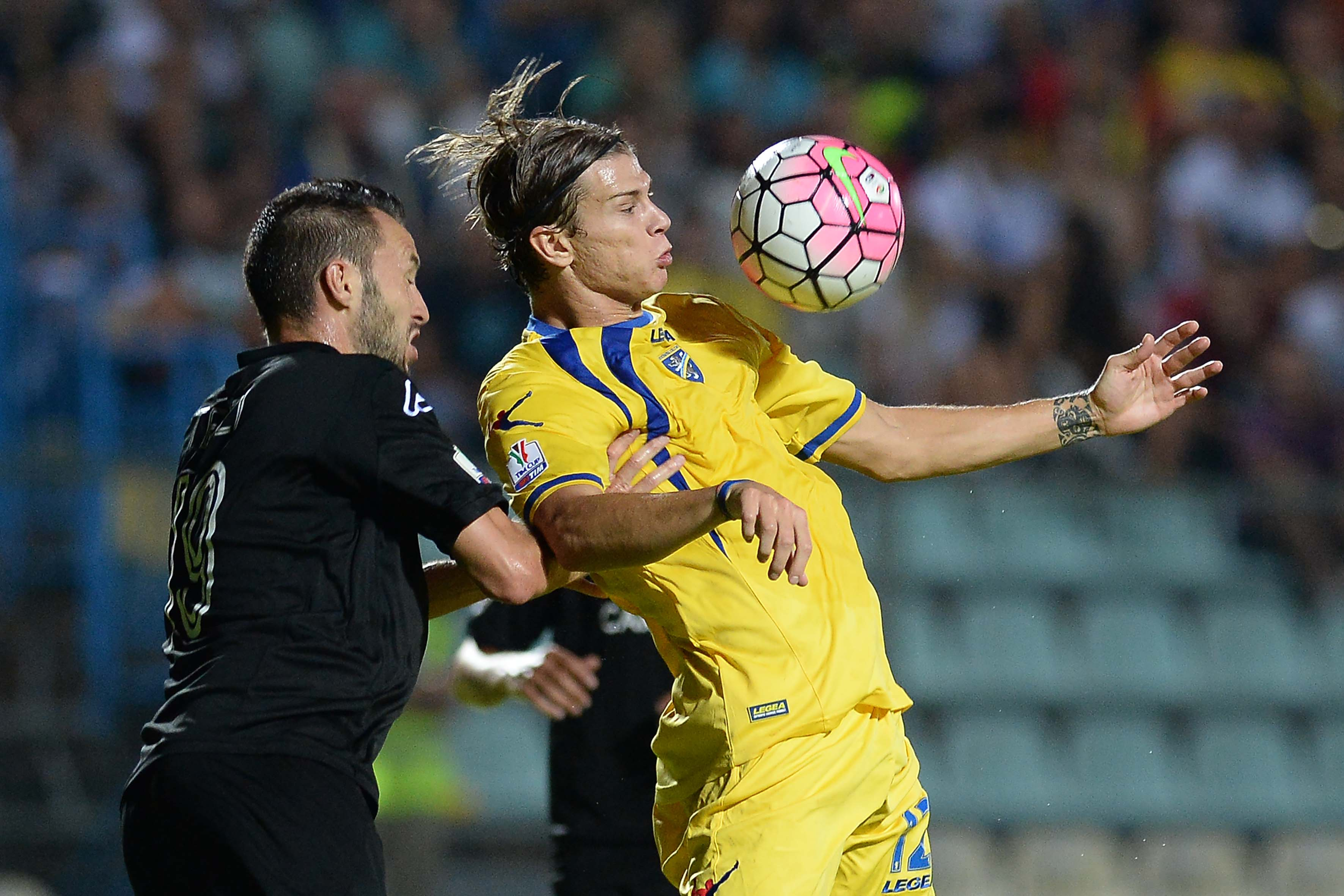 Frosinone vs Spezia