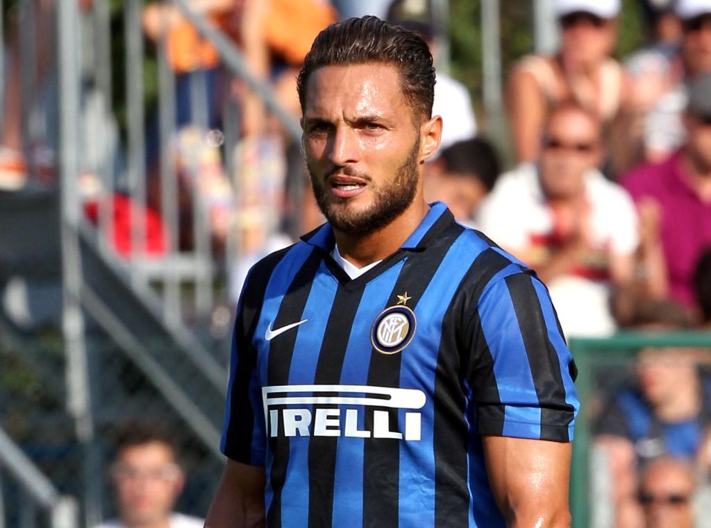 Italian Soccer friendly match - Inter vs Carpi